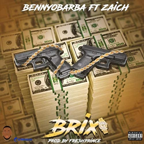 Bennynobarba feat. Zaich