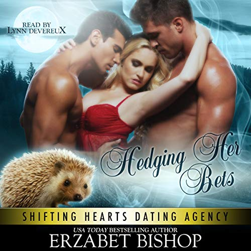 Hedging Her Bets Audiobook By Erzabet Bishop cover art
