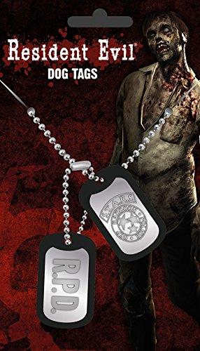 DogTags Resident Evil -