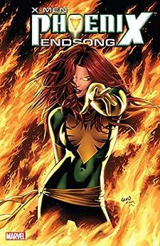 X-Men: Phoenix Endsong (X-Men: Phoenix - Endsong) by [Greg Pak, Greg Land]