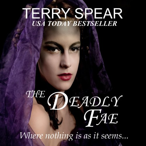 The Deadly Fae  audiobook cover art