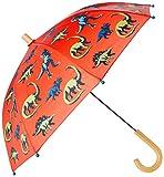 Hatley Boy's Printed Umbrellas, Painted Dinos, One Size