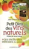 Petit dico des vins naturels