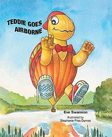 Teddie Goes Airborne