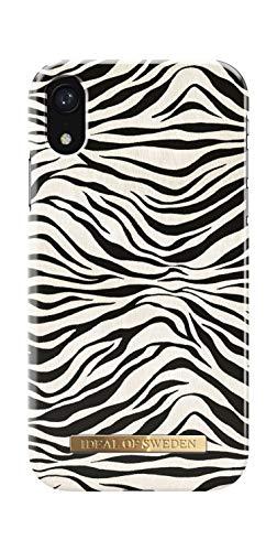 iDeal Of Sweden Handyhülle für iPhone XR (Zafari Zebra)