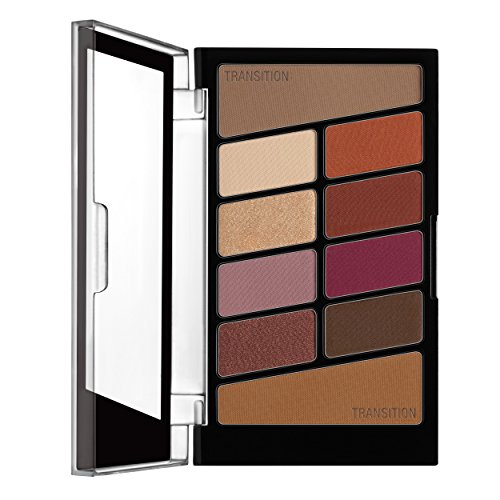 wet n wild Color Icon Eyeshadow 10 Pan Palette $2.34 (53% Off)