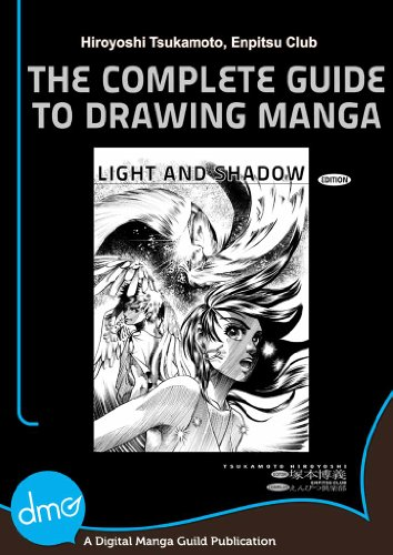 The Complete Guide to Drawing Manga : Light and Shadow (English Edition)