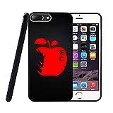 Death Note TPC - Funda para iPhone 6 Plus, Negro-8, ONE_SIZE