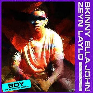 Boy (feat. Skinny, Ella John, Zeyn Zakarov & Laylo)