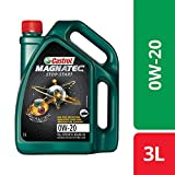 Castrol - 3417183 MAGNATEC Stop-Start 0W-20 Full Synthetic Engine Oil for Petrol Cars