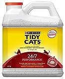 Tidy Cats Dual Power - Arena Aglomerante para Gato, 6,35 Kg