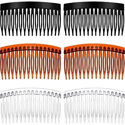 6 Stücke Haar Kämmchen