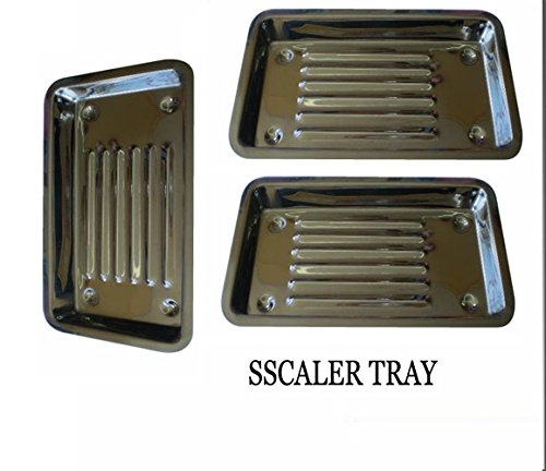 Set of 3 Scaler 5% OFF Fashion Tray Dental Medical Surgical Instruments