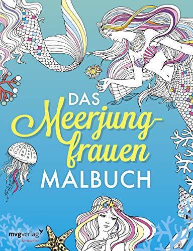 Das Meerjungfrauen-Malbuch