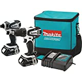 Makita CT200RW 18V Compact Lithium-Ion Cordless Combo Kit, 2-Piece (Discontinued by Manufacturer)