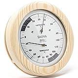 Fischer 196TH-03 Sauna-Thermohygrometer, Manufaktur aus Deutschland