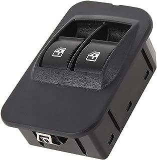 Interrupteur de L/ève Vitres /électrique pour 407 6554ER-79763,Commutateur de fen/être Avant Droit Drive conducteur