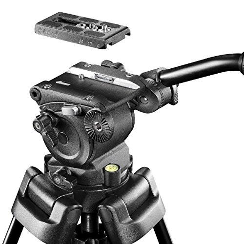 Walimex Pro Videostativ Cineast I 188 cm - 3