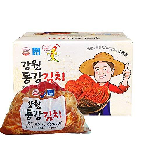 【江原東江】ガンウォンドンガン白菜キムチ「韓国産」(5kg)
