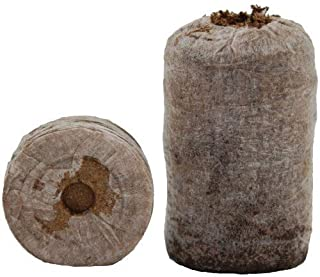 35 Jiffy 7 Peat Pellets 50mm - Large Pellets - Seeds Starting - Jiffy Peat Pellet Helps to Avoid Root Shock