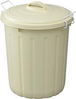 アイリスオーヤマ ゴミ箱 ソフトペール 45L イエロー PE-45L