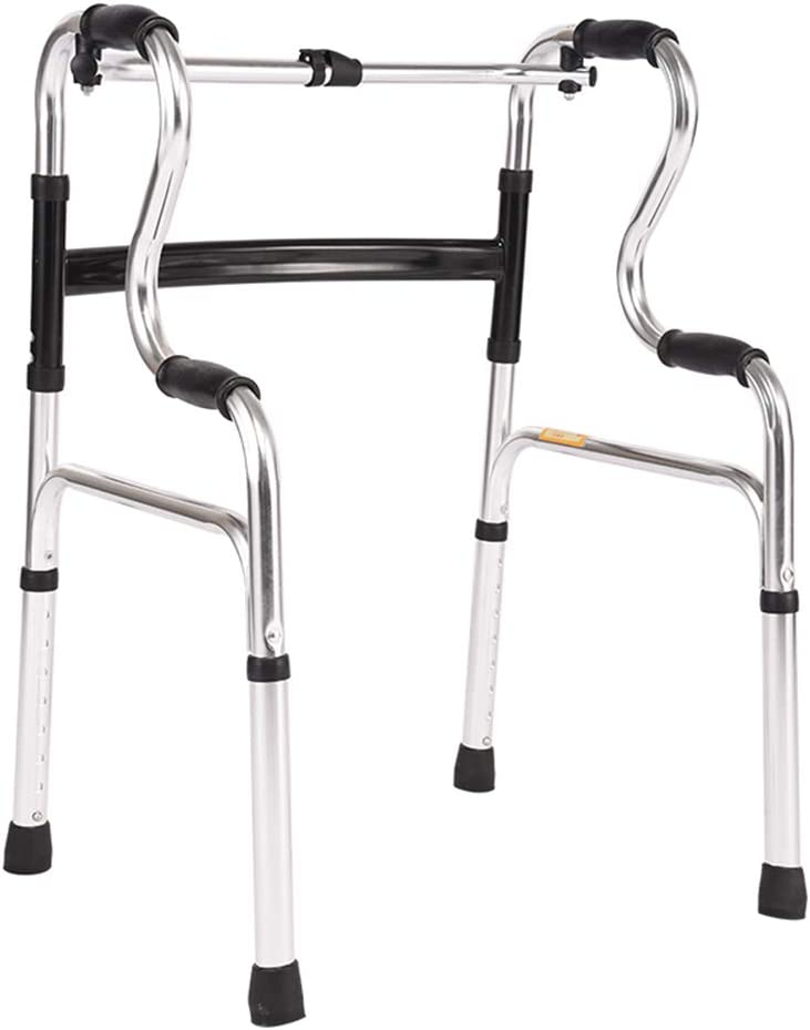HTDZDX Elderly Walker Popular products Four-Legged Cane Max 76% OFF Elde Double Curved