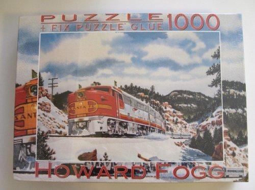 Craig Tennant Jigsaw Puzzle Colorado Connection 1000 Piece Fix Puzzle Glue Ref 9.172 Fink /& Company