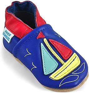Zapatillas Niño - Zapato Niño - Zapatos Bebes - Calzados Bebe Niño - Barco de Vela - 2-3 Años