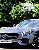 Agenda escolar 2021-2022: Coche deportivo   carro  Auto   carrera. diario escolar 2021-2022 Para estudiantes universitarios, secundarios y primarios ... agosto de 2021 a julio de 2022 , calendario