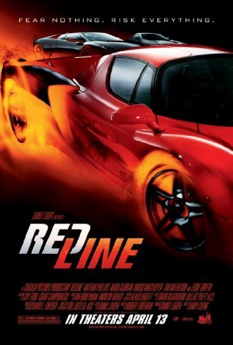 Redline Movie Poster 24 inches x 36 inches