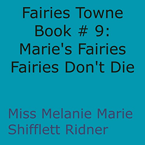Fairies Don't Die audiobook cover art