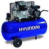 Hyundai, HYACB100-31, Compresor 100 L-3 Hp(monofásico)