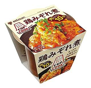 ミツカン CUPCOOK 鶏みぞれ煮 160g ×4個