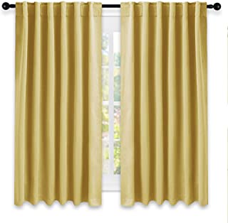 Best yellow colour curtains Reviews