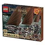 Lego 79008 - Set 'Signore degli Anelli' - Imboscata alla nave dei pirati