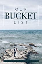 our bucket list journal