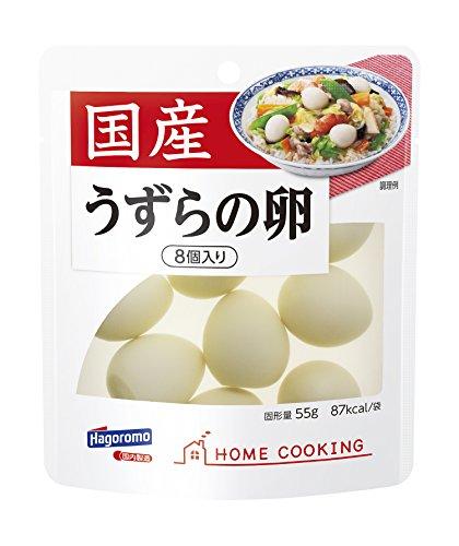 はごろも ホームクッキング うずらの卵(国産) 8個入 (2518)×2個