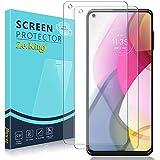 Zeking [3-Pack] Moto G Stylus (2021) 6.5 inchTempered Glass Screen Protector, 9H Hardness [3D Touch][Case Friendly] [Anti Scratch][Anti-Fingerprint] Bubble Free