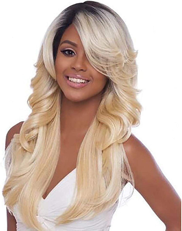 Europaische Und Amerikanische Perucke Frauen Lange Lockige Haare