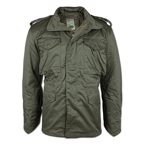 Mil-Tec Classic US M65 Jacket Olive (X-Large)