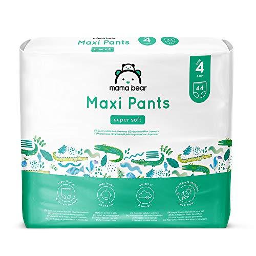 Amazon-Marke: Mama Bear Höschenwindeln  Maxi- Gr. 4 (8-15kg), 2er-pack (2x44 Stück)