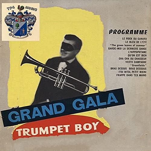 Trumpet Boy