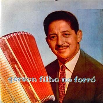 Gerson Filho no Forró