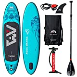 AQUA-MARINA Stand up Paddle Gonflable Sup AQUAMARINA Vapor 2019 Pack Complet...