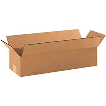 25 EcoSwift 8x4x4 Corrugated Cardboard Packing Boxes Mailing Moving Shipping Box Cartons 8 x 4 x 4 inches