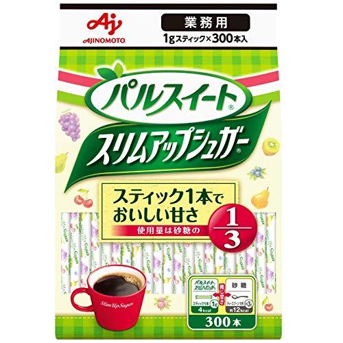 味の素KK パルスイート スリムアップシュガー 300本