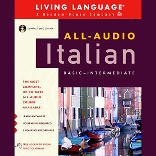 All-Audio Italian audiobook cover art