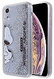 iPhone XR Bling Case, Glitter Liquid Sparkle...