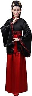 Hzjundasi Hanfu Vestido para Mujer - Antiguo Estilo Chino