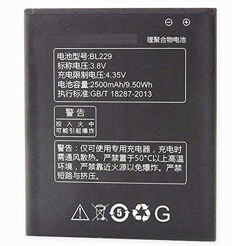Todobarato24h Bateria Lenovo A8 A806 A808T / BL229 2500mAh